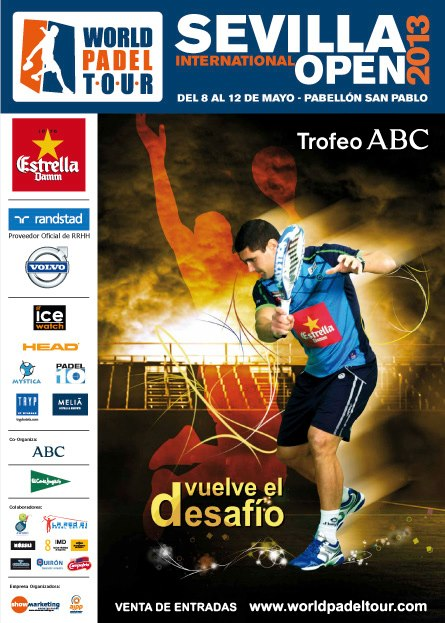 World Padel Tour Sevilla 2013.